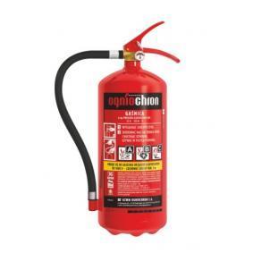 Ildslukker GP6XABC6KG