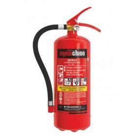 OGNIOCHRON Tűzoltókészülék GP4X ABC 4KG