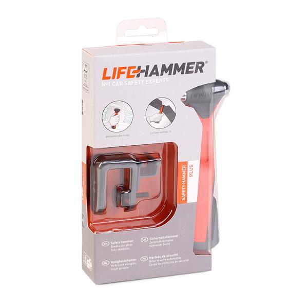 Emergency hammer LifeHammer HPNO1QCSBL expert knowledge