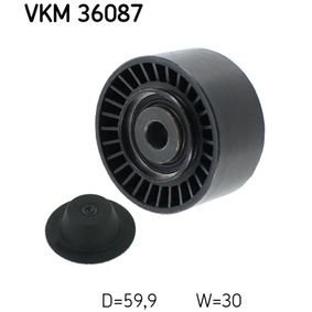 Umlenkrolle Keilrippenriemen Ø: 60mm, Ø: 60mm, Ø: 60mm mit OEM-Nummer 8200357341
