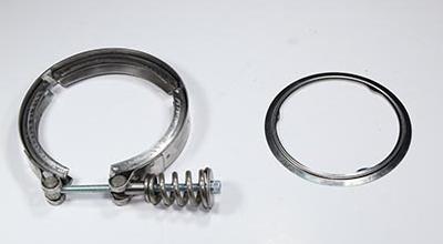 Montagesatz, Katalysator BA-818 VEGAZ BA-818 in Original Qualität