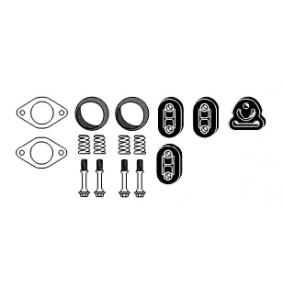 Nissan X Trail t30 2.5 4x4 Montagesatz, Abgasanlage VEGAZ DA-99AT (2.5 4x4 Benzin 2007 QR25DE)