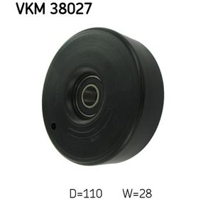 Umlenkrolle Keilrippenriemen Ø: 110mm mit OEM-Nummer 00A903341