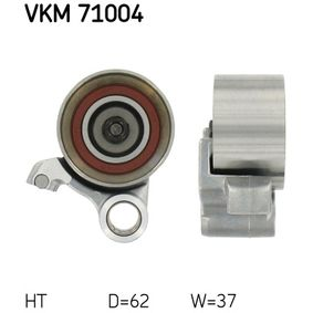 Tensioner Pulley, timing belt Ø: 62mm with OEM Number 1350562060