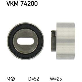 Spannrolle, Zahnriemen VKM 74200 323 P V (BA) 1.3 16V Bj 1996