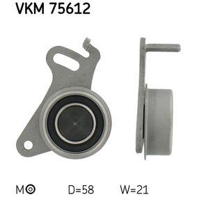 Spannrolle, Zahnriemen Ø: 58mm mit OEM-Nummer MD 050125