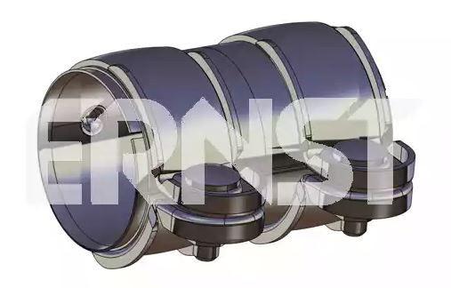 Montagesatz, Abgasanlage VEGAZ VM-121EB/ERN Bewertung