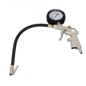 Compressed Air Tyre Gauge / -Filler NE00392