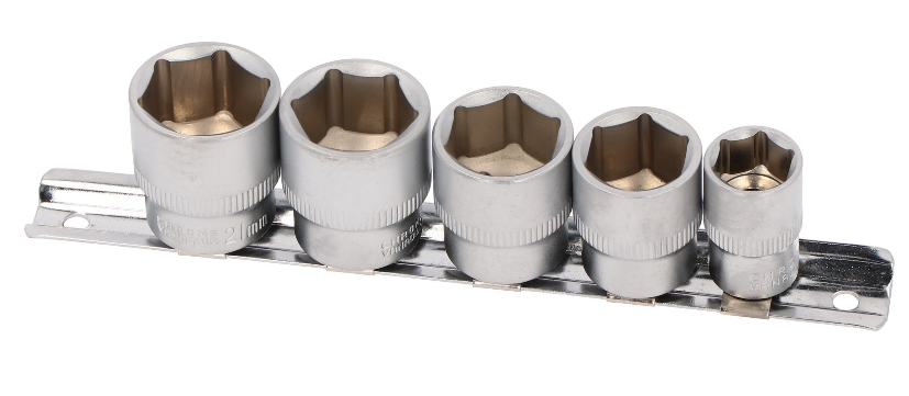 Socket Set ENERGY NE00422-SK5 5908274122327