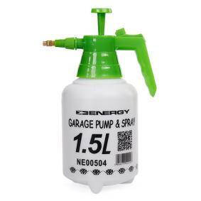 ENERGY Pojemnik rozpylacza pompkowy NE00504