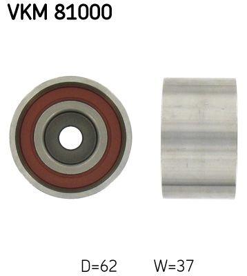 SKF  VKM 81000 Umlenkrolle Zahnriemen