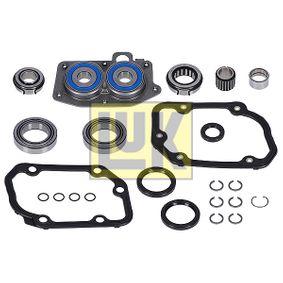 Reparatursatz, Schaltgetriebe mit OEM-Nummer 096 323 981