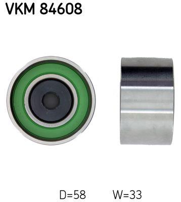 SKF  VKM 84608 Umlenkrolle Zahnriemen