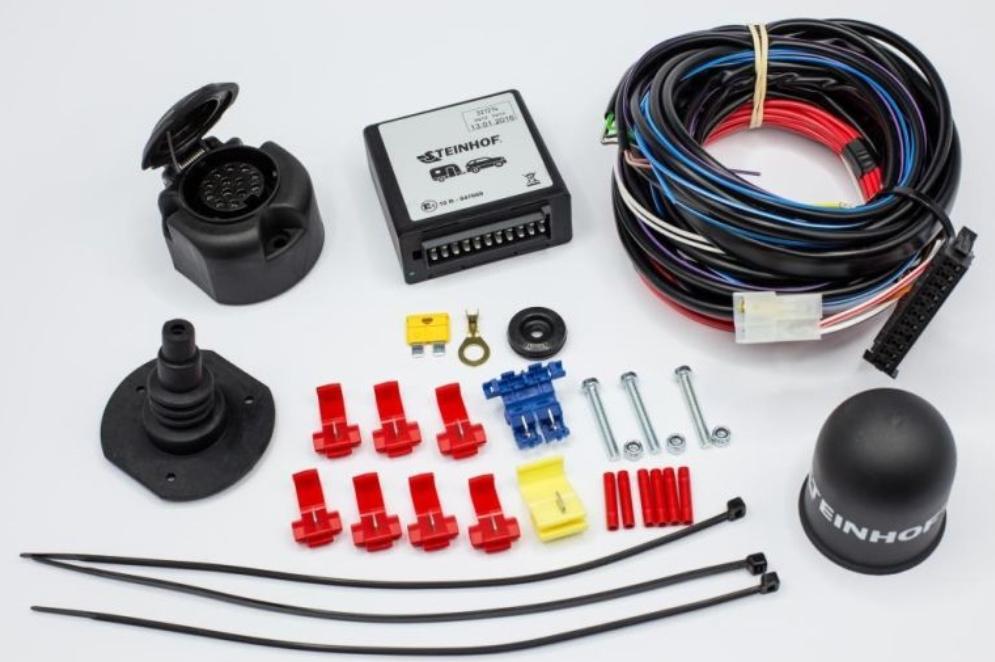 Elektrosatz, Anhängevorrichtung STEINHOF SMP-4PE Bewertung