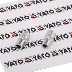 YATO Jogo de chaves de caixa YT-05215