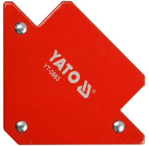 Prensa de tornillo YT-0863 YATO YT-0863 en calidad original