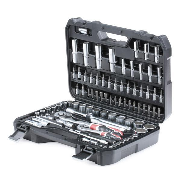 Kit de herramientas YATO YT-12681 conocimiento experto