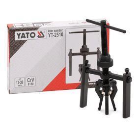 YATO Extractor (saca) interior / exterior YT-2510