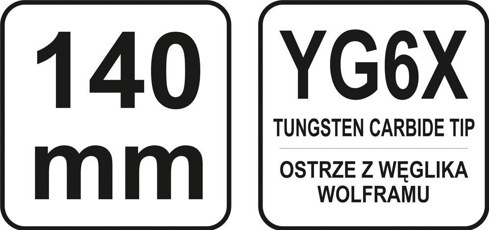 Reißnadel YATO YT-3740 Erfahrung