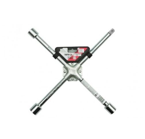 Four-way lug wrench YATO YT-0801 rating