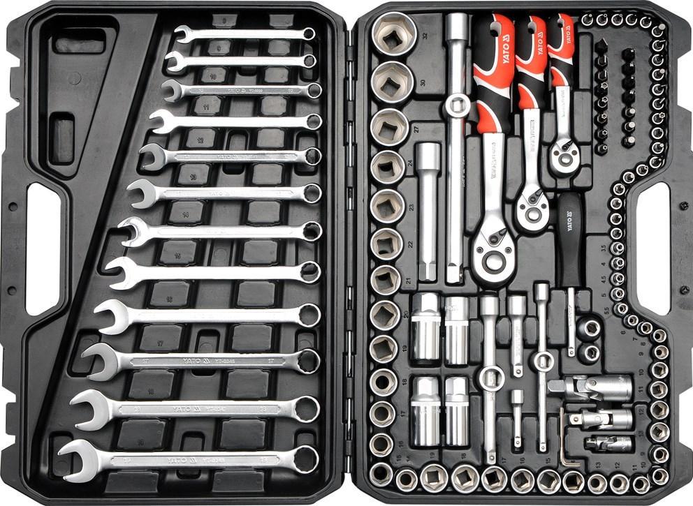 Kit de herramientas YATO YT-38831 5906083388316