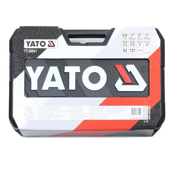 Socket Set YATO YT-38841 expert knowledge