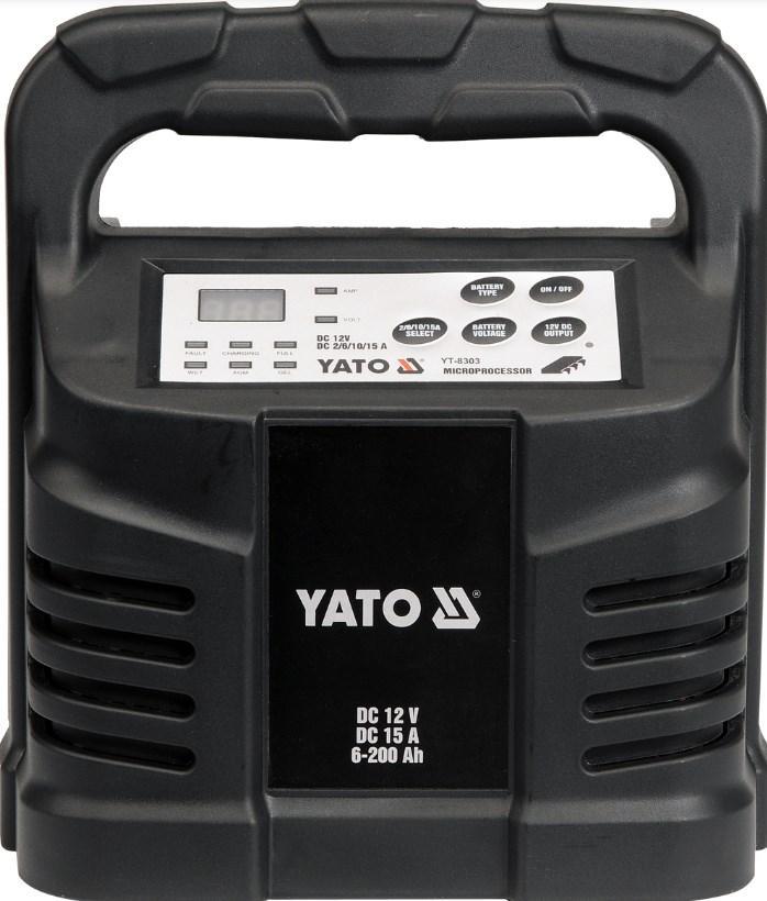 YATO  YT-8303 Car jump starter Voltage: 230V