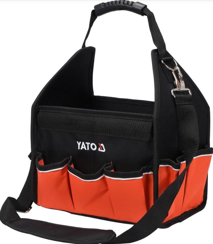 Gepäcktasche, Gepäckkorb YT-74370 YATO YT-74370 in Original Qualität