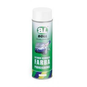 Pintura para imprimación del automóvil BOLL 0010210 para auto (Bote aerosol, Contenido: 500ml, blanco)