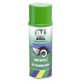 Bremsen- und Kupplungsreiniger BOLL 001044 für Auto (Inhalt: 400ml, Sprühdose)