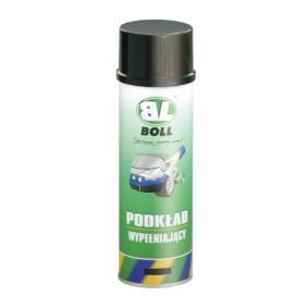 Spritzfüller BOLL 001053 für Auto (Sprühdose, schwarz, Inhalt: 500ml)