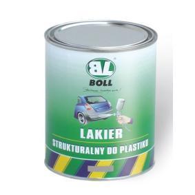 Stoßstangenfarbe BOLL 0014011 für Auto (Sprühdose, Inhalt: 1000ml, grau)