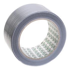 Klebeband BOLL 0040141 für Auto (50mm, silber, 25m)
