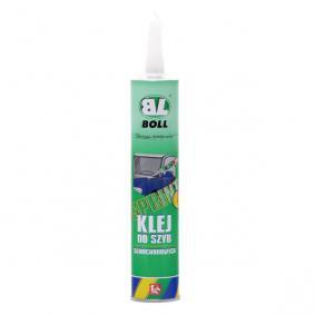 Autoglas- und Windschutzscheiben-Klebstoffe BOLL 007009 für Auto (Kartusche, Inhalt: 310ml)