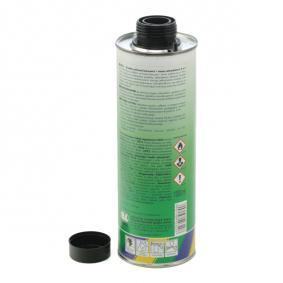 Recubrimiento anticorrosivo BOLL 0070111 para auto (Capacidad: 1L, negro)