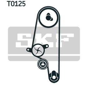 Jogo de correias dentadas com códigos OEM N 011 558 13