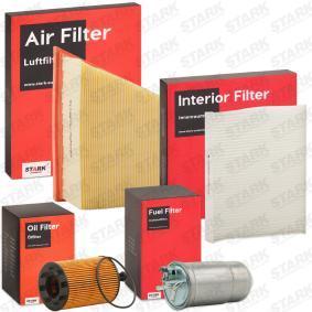 Filter-Satz mit OEM-Nummer 5Z0 129 620A