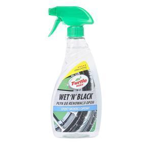 Productos para el lavado de ruedas TURTLEWAX 70-178 para auto (Bote aerosol, Contenido: 500ml)