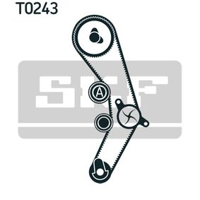 Timing Belt Set with OEM Number 06B109244