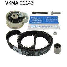 Jogo de correias dentadas com códigos OEM 1103011