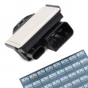 BERU  GSE106 Steuergerät, Glühzeit Spannung: 12V