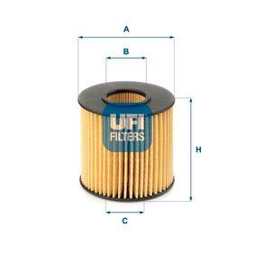 Oil Filter Ø: 70,5mm, Inner Diameter 2: 28mm, Inner Diameter 2: 28mm, Height: 67mm with OEM Number 04152-31090