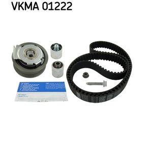 Touran 1T1, 1T2 2.0FSI Zahnriemensatz SKF VKMA 01222 (2.0 FSI Benzin 2007 AXW)