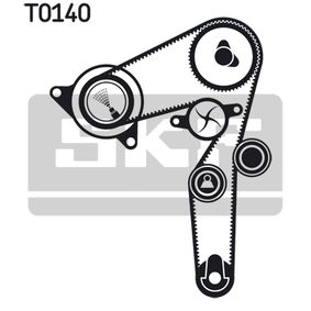Timing Belt Set with OEM Number 5636745