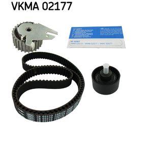 Zahnriemensatz mit OEM-Nummer 608 1431 9