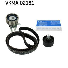 Zahnriemensatz mit OEM-Nummer 60652129