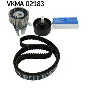 Zahnriemensatz mit OEM-Nummer 60652477