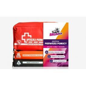 BRUMM Car first aid kit ACBRAD002
