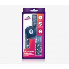 BRUMM Mobiloplader til bilen ACBRKAB4W1