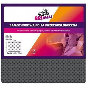 BRUMM Parasoles para ventanillas de coche ACBROSEF